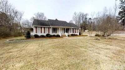 Oxford Single Family Home For Sale: 521 N Country Club Drive