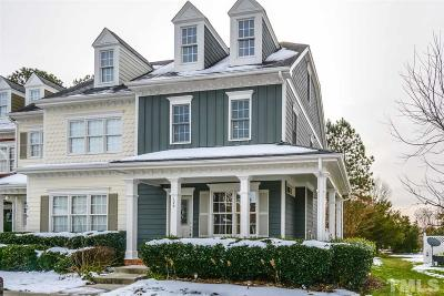 Apex Townhouse For Sale: 173 Old Grove Lane