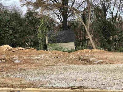 Raleigh Residential Lots & Land For Sale: 529 Bragg Street