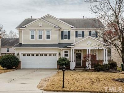 Fuquay Varina Single Family Home For Sale: 205 Ashdale Drive
