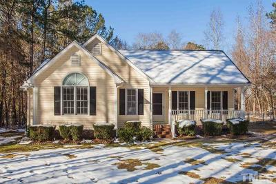 Franklin County Single Family Home For Sale: 160 Fairway Lane