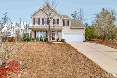 Holly Springs Single Family Home For Sale: 516 Texanna Way