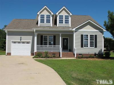 Raleigh NC Single Family Home For Sale: $265,000