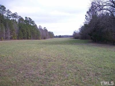Franklin County Residential Lots & Land Pending: Breedlove Road