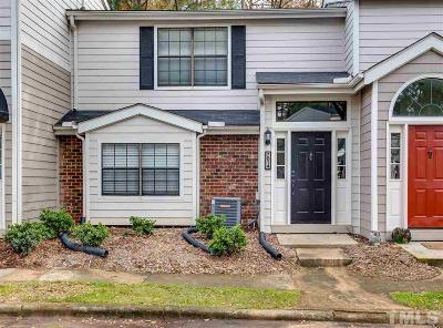 Wake County Condo For Sale: 7614 Falcon Rest Circle #7614