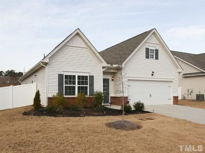 Sanford NC Single Family Home For Sale: $210,000