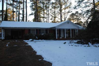 Raleigh Single Family Home For Sale: 4421 Leota Drive