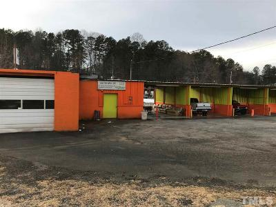 Chatham County Commercial For Sale: 1118 N Second Avenue