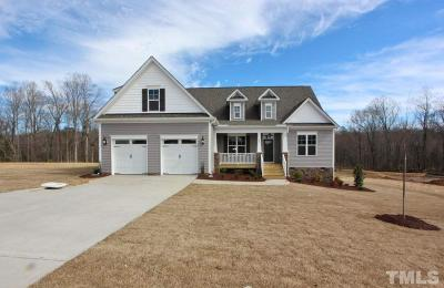 Franklin County Single Family Home For Sale: 40 Oxer Drive