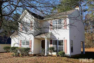 Johnston County Single Family Home For Sale: 104 Falmouth Court