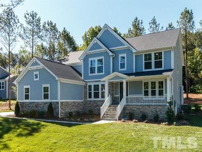 Wake Forest Single Family Home For Sale: 7402 Chouder Lane