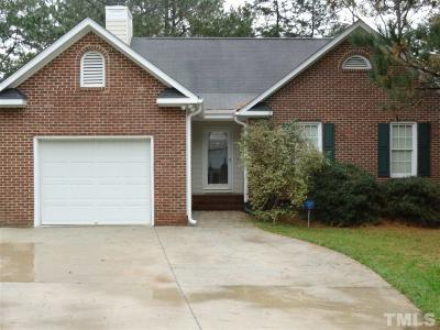 Wake County Single Family Home For Sale: 9912 Sovereign Way