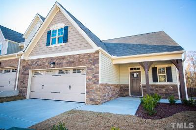 Wake County Townhouse Pending: 566 Brunello Drive #58