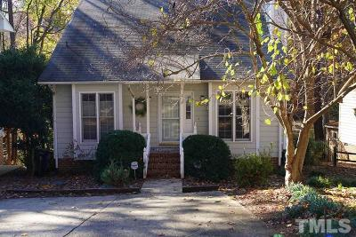Raleigh Single Family Home For Sale: 2913 Rue Sans Famille