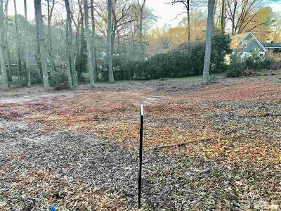 Cary Residential Lots & Land Contingent: 104 Pleasants Avenue