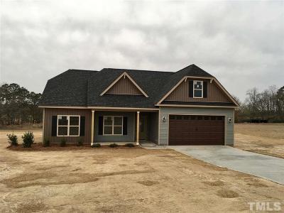 Harnett County Single Family Home For Sale: 3281 Baileys Crossroads Road