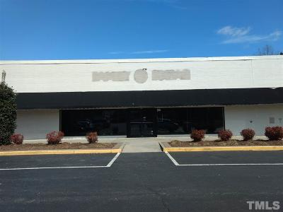 Granville County Commercial For Sale: 117 Williamsboro Street #117