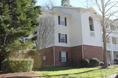 Raleigh NC Condo For Sale: $116,000