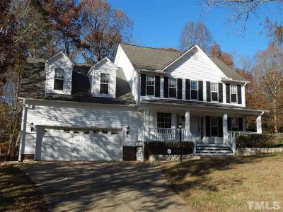 Raleigh NC Single Family Home For Sale: $239,900