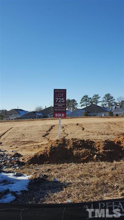 Wendell Single Family Home Pending: 340 Midnight Moon Drive