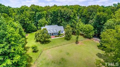 Granville County Single Family Home For Sale: 4144 Blue Creek Lane