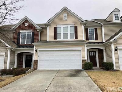 Morrisville Rental For Rent: 1705 Corwith Drive