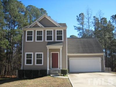 Raleigh NC Single Family Home For Sale: $222,000