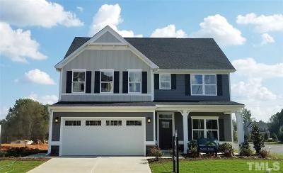 Raleigh NC Single Family Home For Sale: $378,582