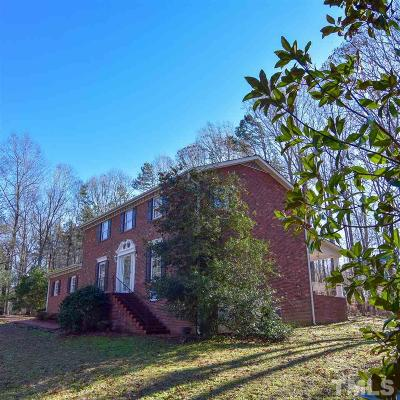 Single Family Home For Sale: 280 Fairway Drive