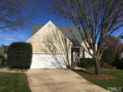 Cary Rental For Rent: 204 Halpen Drive