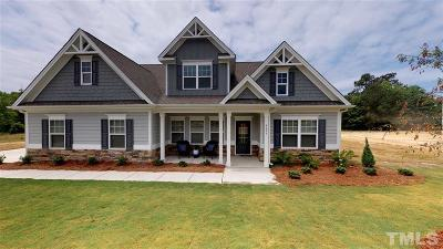 Zebulon Single Family Home For Sale: 4009 Mendenhall Drive