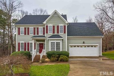 Holly Springs Single Family Home For Sale: 916 Bonhurst Drive