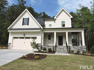 Knightdale Single Family Home For Sale: 610 Glenmere Drive