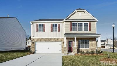 Wendell Single Family Home For Sale: 1221 Hawks Perch Way
