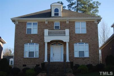 Apex Rental For Rent: 1217 Town Side Drive