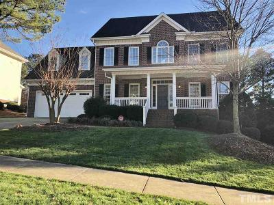 Wake Forest NC Single Family Home For Sale: $499,900
