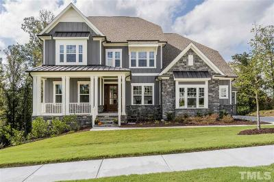 Raleigh NC Single Family Home For Sale: $815,990