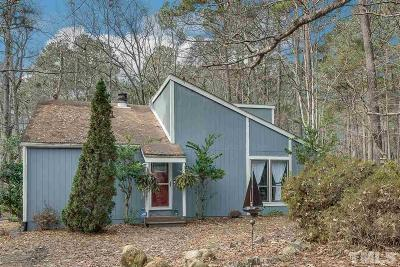 Chapel Hill Single Family Home Contingent: 144 Loblolly Lane