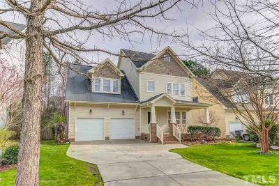 Holly Springs Single Family Home For Sale: 133 Olivepark Drive