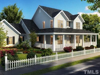 Chatham County Single Family Home For Sale: 1302 Cedar Grove Road