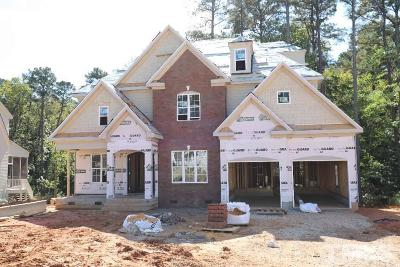 Apex Single Family Home Pending: 4128 Green Chase Way