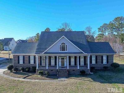 Wake County Single Family Home Contingent: 7904 Country Club Drive