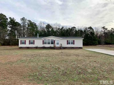 Sampson County Manufactured Home Pending: 404 Covenant Lane