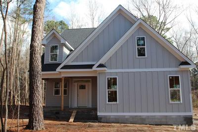 Fuquay Varina Single Family Home For Sale: 105 Long Street