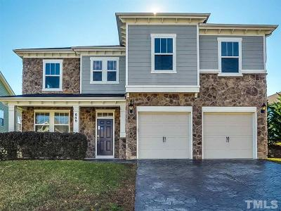 Cary Single Family Home Pending: 645 Piper Stream Circle