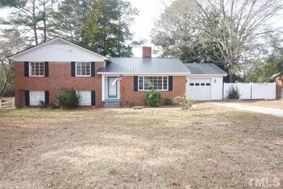 Single Family Home For Sale: 1809 N Friendly Road