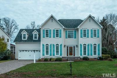 Cary Single Family Home Contingent: 400 Giverny Place