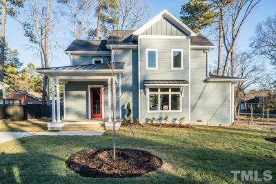 Durham Single Family Home For Sale: 3000 Kenan Road