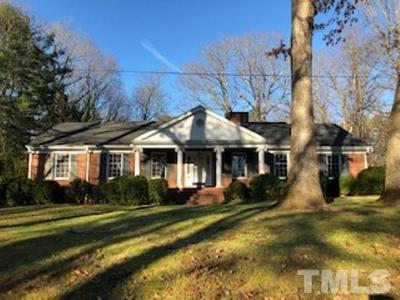 Single Family Home For Sale: 336 Forest Drive