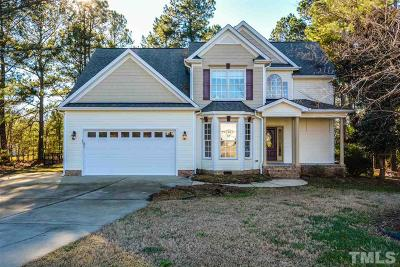 Youngsville Single Family Home Pending: 95 Tanager Farms Drive